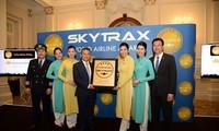 เวียดนามแอร์ไลน์รับใบรับรองเป็นสายการบินระดับ 4 ดาว
