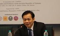 การสัมมนานานาชาติเกี่ยวกับการขยายความสัมพันธ์ด้านเศรษฐกิจระหว่างอินเดียกับเวียดนาม