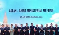 อาเซียนและจีนเห็นพ้องเกี่ยวกับเอกสารเจรจาซีโอซีฉบับเดียว