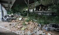 เหตุแผ่นดินไหวที่อินโดนีเซียส่งผลให้มีผู้เสียชีวิตและได้รับบาดเจ็บจำนวนมาก