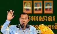 นายกรัฐมนตรีกัมพูชาสนับสนุนการตั้งสภาที่ปรึกษาสูงสุดระหว่างรัฐบาลกับพรรคการเมืองต่างๆ