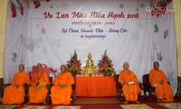 ชมรมชาวเวียดนามในประเทศไทยจัดเทศกาลวูลาน