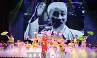 รายการรำลึกครบรอบ 49 ปีการปฏิบัติตามพินัยกรรมของประธานโฮจิมินห์