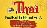 """การแถลงข่าวต่อสื่อมวลชนเกี่ยวกับ """" 10 th Thai Festival in Hanoi 2018"""""""