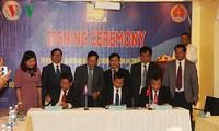 เกียนยางมอบทุนการศึกษา 80 ทุนให้แก่นักศึกษากัมพูชา