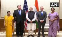 อินเดียและสหรัฐให้คำมั่นร่วมมือต่อต้านการก่อการร้าย