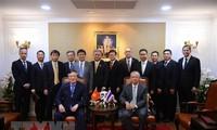 หน่วยงานศาลเวียดนามและไทยขยายความร่วมมือ