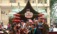 คนรุ่นใหม่เวียดนามกับภาษาอินโดนีเซีย