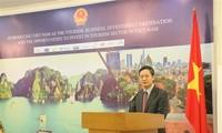 เอกอัครราชทูตฝ่ามกวางวิงห์: เวียดนามให้ความสำคัญต่อกลไกพหุภาคีระดับโลก
