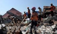 อินโดนีเซียเตรียมโครงการฟื้นฟูหลังภัยพิบัติแผ่นดินไหวและคลื่นสึนามิ