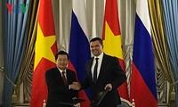 การประชุมณะกรรมการด้านเศรษฐกิจ การค้า วิทยาศาสตร์และเทคโนโลยีร่วมเวียดนาม – รัสเซียครั้งที่ 21
