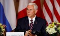 รองประธานาธิบดีสหรัฐเรียกร้องให้ออกแถลงการณ์เกี่ยวกับนิวเคลียร์ในการพบปะสุดยอดระหว่างนาย โดนัลด์ทรัมป์กับนาย คิมจองอึน