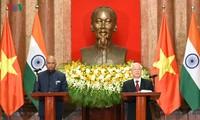 แถลงการณ์ร่วมเวียดนาม – อินเดีย
