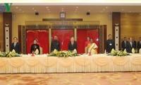 ความสัมพันธ์เวียดนาม – อินเดีย: เชื่อมโยงจากวัฒนธรรมไปสู่หุ้นส่วนยุทธศาสตร์ในทุกด้าน