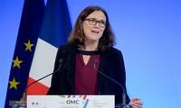 อียูเรียกร้องให้สหรัฐเริ่มกระบวนการสนทนาเกี่ยวกับการปฏิรูปองค์การการค้าโลก