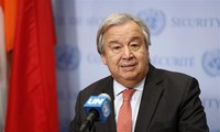 เลขาธิการใหญ่สหประชาชาติเชิดชูบทบาทของโลกาภิวัตน์อย่างยุติธรรมในการประชุมจี 20