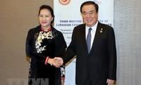 ธำรงแนวทางการพัฒนาความสัมพันธ์ที่เข้มแข็งและรอบด้านระหว่างเวียดนามกับสาธารณรัฐเกาหลี