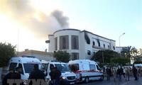 สหประชาชาติประณามการโจมตีใส่สำนักงานของกระทรวงการต่างประเทศลิเบีย