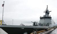 เรือ H.T.M.S TACHIN FFG 471 ของกองทัพเรือไทยเยือนนครดานัง