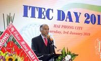 วันงานแห่งความร่วมมือทางเศรษฐกิจและเทคโนโลยีอินเดียหรือ ITEC ณ นครไฮฟอง