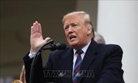 ประธานาธิบดีสหรัฐ โดนัลด์ ทรัมป์ แสวงหาวิธีการให้รัฐบาลกลางกลับมาทำงานได้ตามปกติ