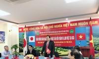 สถานประกอบการญี่ปุ่นแสวงหาโอกาสร่วมมือและลงทุนในด้านการเกษตรกับเวียดนาม