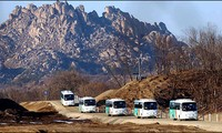 สองภาคเกาหลีจัดการพบปะสังสรรค์ในภูเขากึมกาง