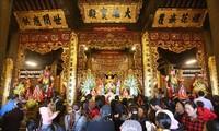 เปิดเทศกาลวสันตฤดูภาคตะวันตกเอียนตื๋อและสัปดาห์วัฒนธรรม – การท่องเที่ยวจังหวัดบั๊กยาง