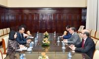 เอกอัครราชทูตไทยประจำเวียดนามผลักดันความร่วมมือด้านธนาคารระหว่างไทย-เวียดนาม