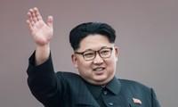 นายคิมจองอึน ผู้นำสาธารณรัฐประชาธิปไตยประชาชนเกาหลีเยือนเวียดนามอย่างเป็นทางการ