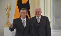 เยอรมนีเห็นพ้องปรับปรุงและขยายเนื้อหาความสัมพันธ์หุ้นส่วนยุทธศาสตร์กับเวียดนาม