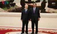 แถลงการณ์ร่วมเวียดนาม - กัมพูชา