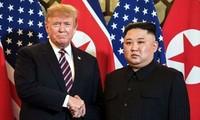 สหรัฐและสาธารณรัฐประชาธิปไตยประชาชนเกาหลีธำรงการสนทนาเพื่อสันติภาพต่อไป