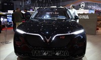 VinFast เปิดตัวรถยนต์ SUV Lux รุ่นพิเศษในเจนีวามอเตอร์โชว์