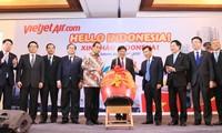 อินโดนีเซียขยายความร่วมมือด้านการท่องเที่ยวกับเวียดนาม