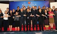 ปิดการประชุมกึ่งวาระครั้งที่ 11 ของอาเซียนเกี่ยวกับความมั่นคงทางทะเล