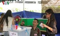 ผู้มีสิทธิ์เลือกตั้งไทยไปใช้สิทธิล่วงหน้ามากกว่าร้อยละ 75