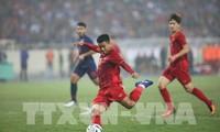 ทีมฟุตบอลชายเวียดนามขยับขึ้นมาอยู่อันดับ 98 ของโลก