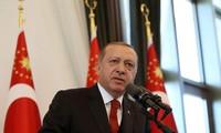 ประธานาธิบดีตุรกี รีเซป ตอยยิบ เออร์โดกัน จะเดินทางไปเยือนประเทศรัสเซียในวันที่ 8 เมษายน