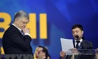 ประธานาธิบดียูเครนเปโตร โปโรเชนโก ยอมรับความพ่ายแพ้ในการเลือกตั้งประธานาธิบดียูเครน