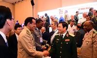 การประชุมสมาพันธ์กีฬาทหารโลกครั้งที่ 74 ช่วยเสริมสร้างมิตรภาพ