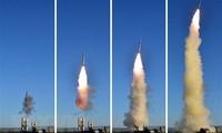 สาธารณรัฐประชาธิปไตยประชาชนเกาหลีประกาศขีปนาวุธที่ผ่านการทดลอง