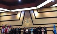 คณะกรรมการผู้แทนถาวรของอาเซียนประชุมกับตัวแทนของสหประชาชาติ
