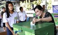 คณะกรรมการการเลือกตั้งไทยประกาศรับรองผลการเลือกตั้งส.ส. 349 คน