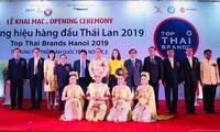"""โอกาสเชื่อมโยงการค้าเวียดนามกับไทยผ่านงาน""""Top Thai Brands 2019"""""""