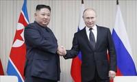 ผู้นำสาธารณรัฐประชาธิปไตยประชาชนเกาหลีแสดงความเชื่อมั่นต่อความสัมพันธ์ที่ดีงามกับรัสเซีย
