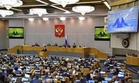 สภาล่างรัสเซียอนุมัติร่างกฎหมายการระงับสนธิสัญญาไอเอ็นเอฟ