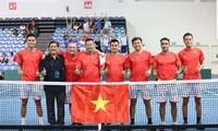 เทนนิสเวียดนามคว้าแชมป์รายการ Davis Cup กลุ่ม 3 เอเชีย แปซิฟิกปี 2019