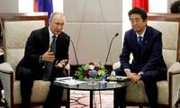 แนวโน้มพัฒนาในทางบวกของความสัมพันธ์รัสเซีย-ญี่ปุ่น