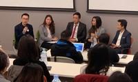 นักศึกษาเวียดนามในออสเตรเลียกระตือรือร้นกับการประกวดความคิดริเริ่มสำหรับธุรกิจสตาร์ทอัพ